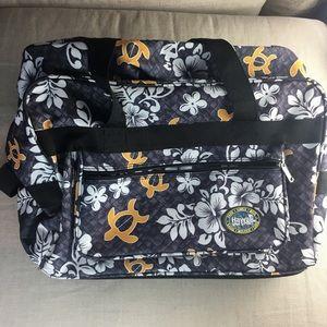 Hawaii Spirit Rolling Expandable Travel Bag